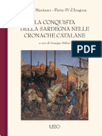 Meloni (Giuseppe)_La Conquista Della Sardegna Nelle Cronache Catalane (Nuoro, 1999)