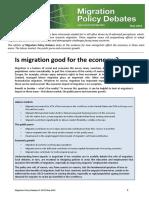 OECD Migration Policy Debates Numero 2