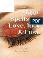Nagel, Carl - Magic Spells for Love, Luck & Lust
