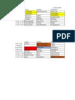 horarios 2016 colegio vista azul
