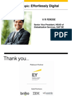 Effortlessly Digital by v R Ferose