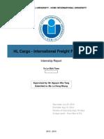 Internship Report - VLBT