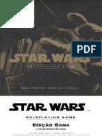 Star Wars - Livro de Regras RPG