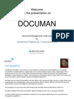 DocuMan - Presentation (in Detail )