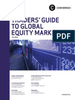 Convergex Traders Guide to Global Equity Markets - Q1 2016