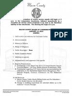 Jan 2016 Macon Commissioners Press Kit