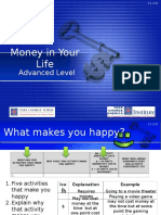 money in your life powerpoint 2 1 2 g1