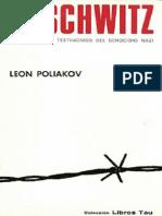 Auschwitz - Poliakov_ Leon
