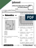 Examen Quincenal (14) 4to Grado 14-11-09