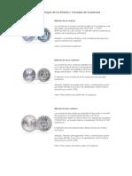 Biografías de Los Personajes de Los Billetes y Monedas de Guatemala