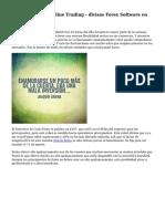 Aprender Forex Online Trading - divisas Forex Software en línea