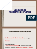 Hipnotice Si Sedative