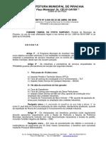 Lei de Incentivo a Industrias Piracaia