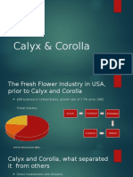 Calyx & Corolla Case1