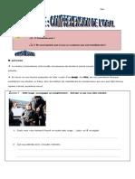 Methodologie Comprehension Oral