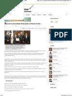 06-01-16 Reconocen Autoridades Municipales Al Policía Del Año