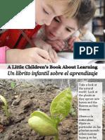 Un Librito Infantil Sobre El Aprendizaje - A Little Children's Book About Learning