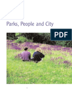 Parks People and Cities