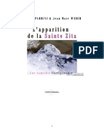 l'Apparition de La Sainte Zita