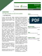 Boletin BioE - Diciembre 2015 colombia industria azucarera