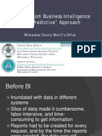 WI DGS 15 Presentation - Analytics - Turning Data Into Knowledge - Carrion and Barkow