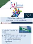 WI DGS 15 Presentation - Mobile Apps the Smart Way - Keuler
