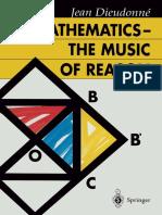 Mathematics the Music of Reason