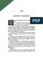 Don Felix Sardá y Salvany - Atracción y Transacción
