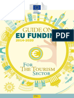 Guide EU Funding for Tourism - Oct 2014
