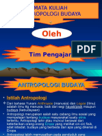 P. Antropologi Budaya