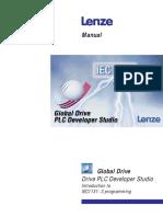 Lenze introduccion to IEC1131