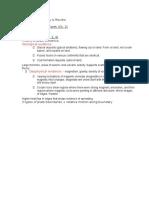 GLGY 201 Summary Answers