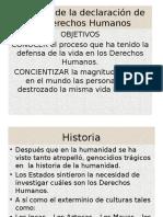 Etica General (13) Declaración de Los Derechos Humanos