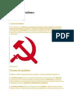 Clasificacion de Socialismo