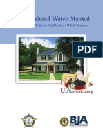 Neighborhood Watch Manual