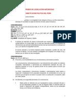 Compendio Legislacion Antidrogas