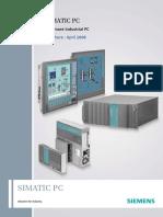 Simatic Industrie Pc en Internet