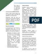 1. Introducción - Farmacología I