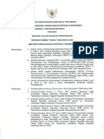 Permendag No 31 Tahun 2011 BDKT
