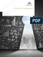 Fraud Risk for the Board