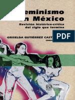 Feminismo en México. Revisión histórica-crítica del siglo que termina