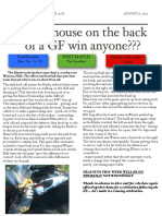 soccer newsletter aug 17 2013