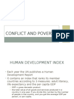conflict reconstruction and poverty