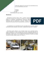 Manufactura investigación