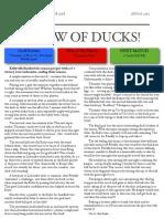 soccer newsletter aug 18 2012