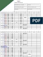 Time Schedule Term - IV - Feb 15
