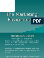 Marketing Enviorment 1