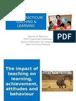 2 Briefing During Practicum Slide