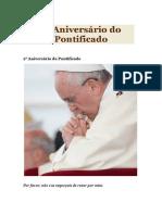 2° Aniversário do Pontificado