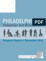 Ped Bike Plan Progress Report 2015
